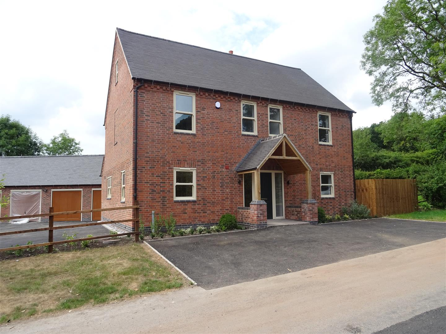 Melbourne Road Newbold Coleorton Leicestershire Le67 6 Bedroom Detached Full Brick Brand New Home On Wiring House To Garage For Sale 48427479 Primelocation