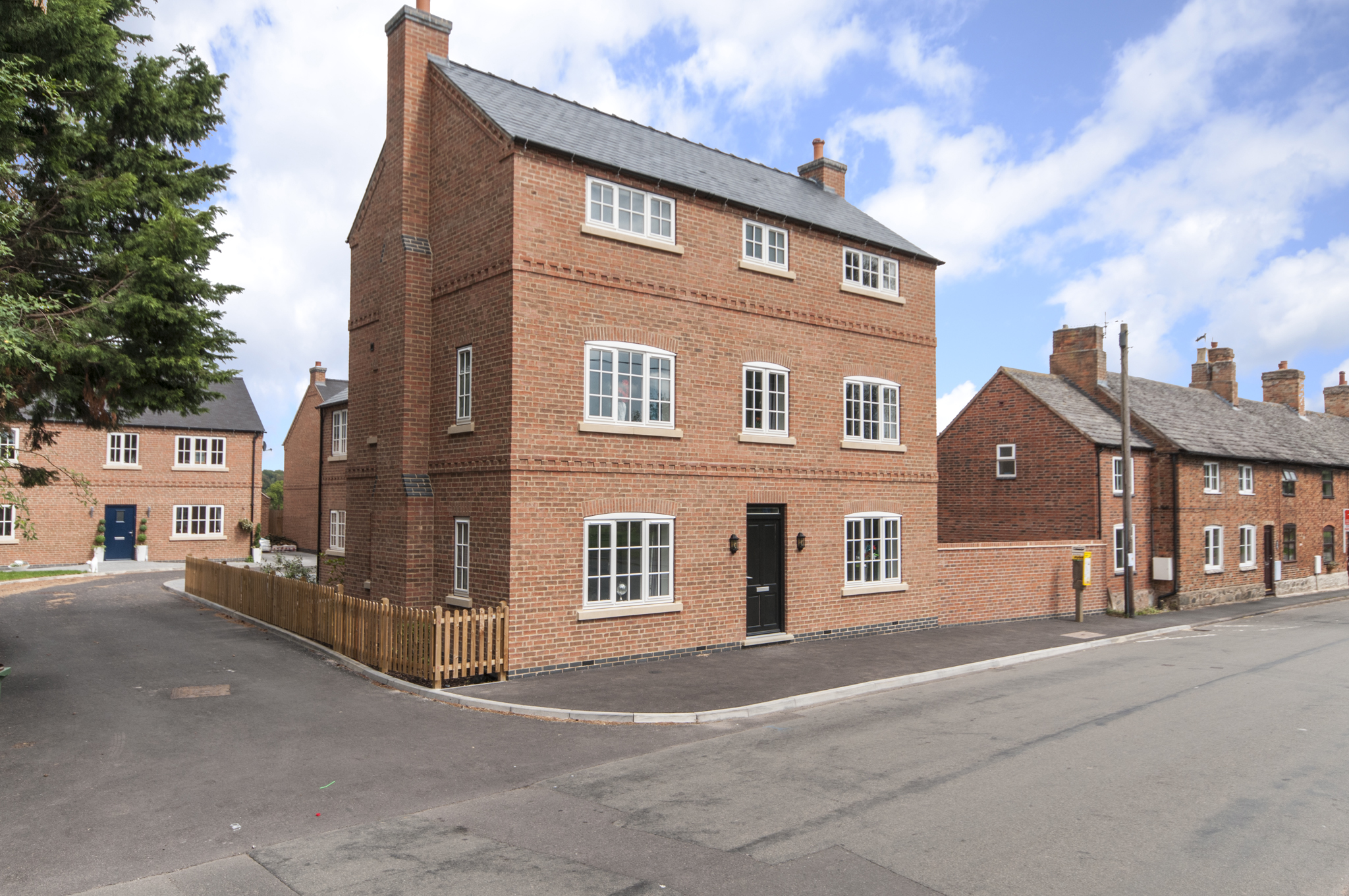 Main Street Long Whatton Loughborough Leicestershire Le12 5 Detached Full Brick Brand New Home On Wiring House To Garage Bedroom For Sale 48818208 Primelocation