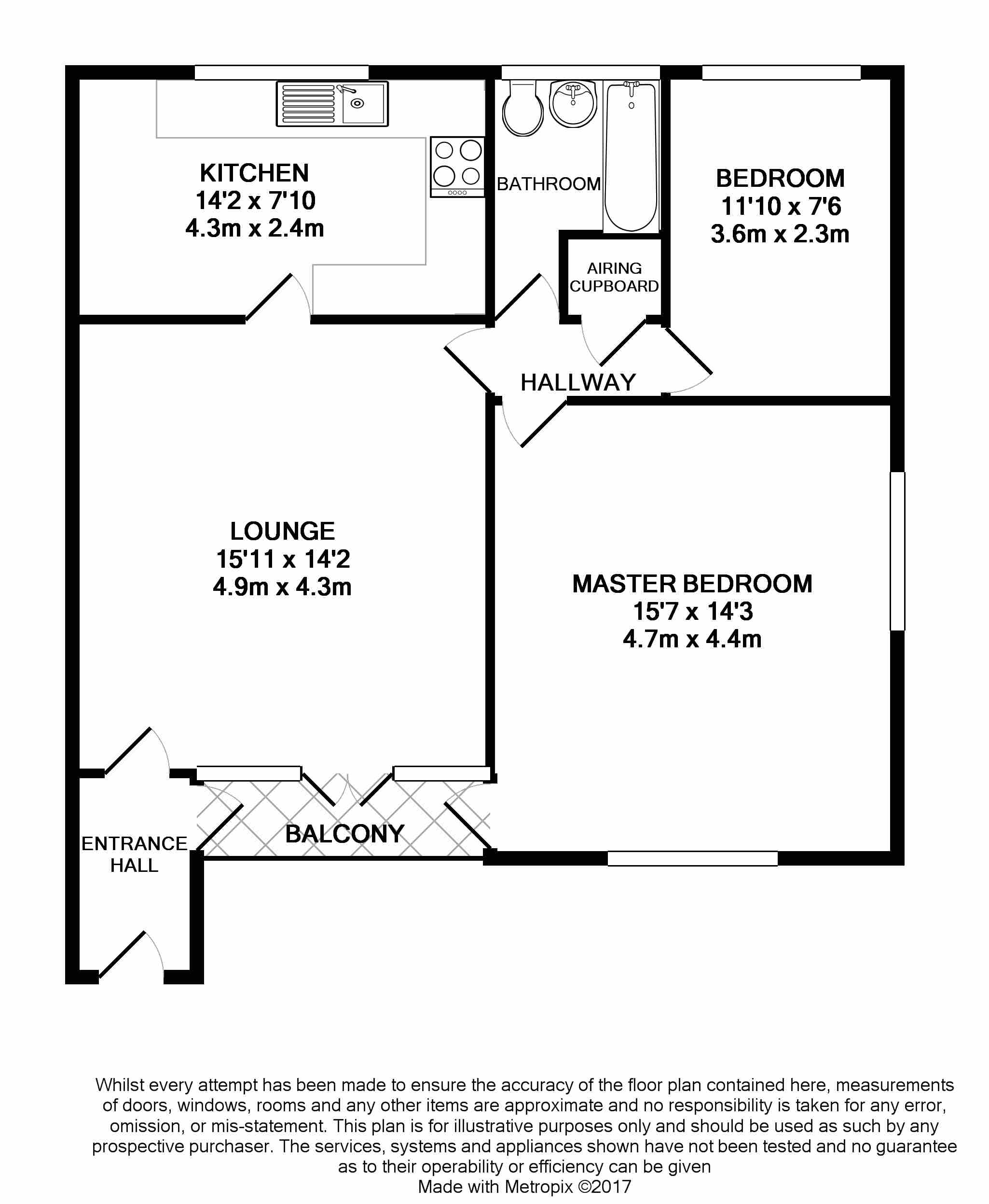 Northlands Drive Winchester So23 2 Bedroom Flat To Rent